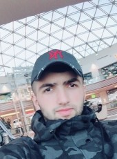 Mukhamed, 22, Russia, Moscow