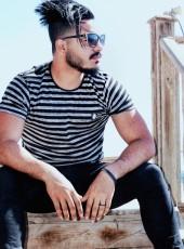Salah, 18, Egypt, Al Jizah