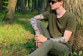 Grigoriy , 27 - Just Me