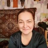 Ksyusha, 44  , Rzhyshchiv