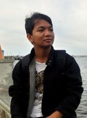 AJI, 26, Indonesia, Jakarta