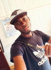 jaedon, 24, Guyana, Georgetown