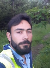 Abdullah, 29, Turkey, Trabzon