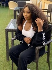 Mary Carlos, 28, Nigeria, Lagos