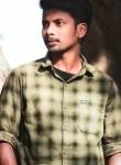 Akhil, 25  , Kollam