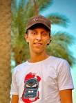 Mohamed, 21  , Cairo