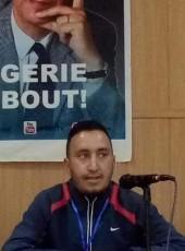 Fares, 18, Algeria, Bouira
