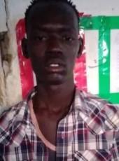 Osman, 29, Sudan, Khartoum