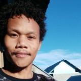 Bill White, 20  , Port Moresby