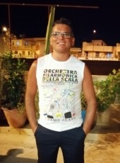 Pasquale , 44, Italy, Bagheria