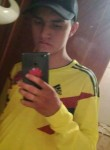 Carlos, 20  , Bogota