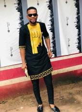 James, 24, Nigeria, Owerri