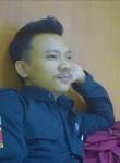 arief, 24, Bandung