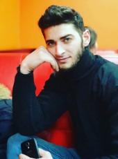 Эльшан  Агаев, 24, Россия, Санкт-Петербург