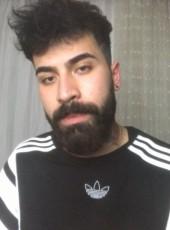 Alp Tekin , 20, Turkey, Elmali