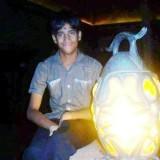jibin Thayyil, 26  , Kunnamkulam