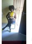 Florence Atien, 31  , Mombasa