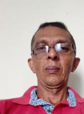 Emilton pereira , 50, Brazil, Goiania