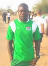 Abdoulie , 32, Sudan, Khartoum