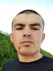 Khikmatullo, 21, Russia, Moscow
