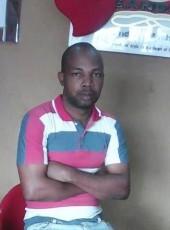 Adama, 40, Pitcairn, Adamstown