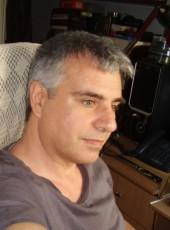 Manos, 56, Greece, Athens