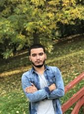 Адам, 24, Россия, Москва