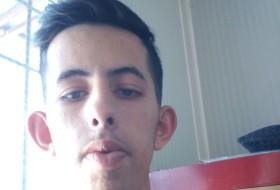 Ahmet Can, 18 - Just Me