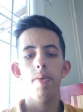 Ahmet Can, 18, Turkey, Istanbul