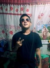 Marvin Hubilla, 22, Philippines, Quezon City