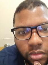Desmon Solomon, 29, United States of America, The Bronx