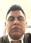 Saul, 33  , Mexico City