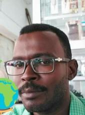 المعز, 20, Sudan, El Fasher
