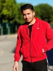 Hakan, 23, Turkey, Ankara