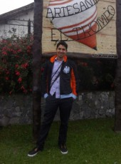 Francisco, 28, Venezuela, Valencia