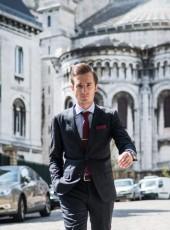 Benjamin, 29, France, Paris