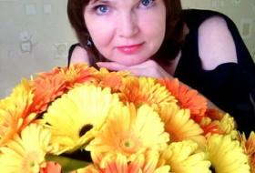 Irina, 55 - Just Me