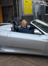 Arturas, 61, United Kingdom, London