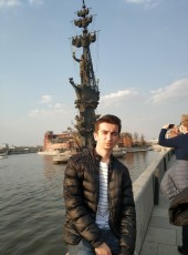 Roman, 21, Russia, Moscow