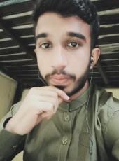 Haseeb, 20, Pakistan, Sialkot
