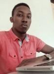 Higz Enock, 24  , Entebbe