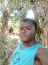 Gille, 21, Cameroon, Bamenda