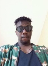 John, 30, Senegal, Dakar