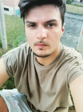 Nico, 25, Italy, Parma