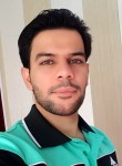 Hisham, 30  , Abu Ghurayb