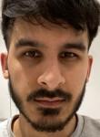 Ahmer, 25  , Leeds