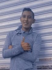 Richard Turcios, 24, Guatemala, Guatemala City