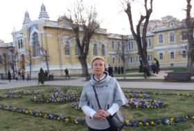 Lyudmila, 67 - Just Me