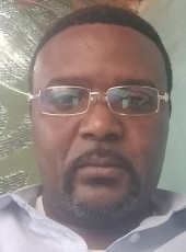 Richard Mwila, 46, Congo, Lubumbashi