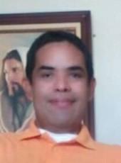 José Silva, 44, Venezuela, Valencia
